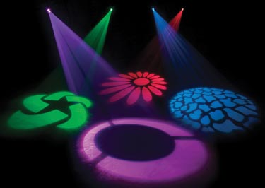 Dance Floor Light Effect - XLED Scan