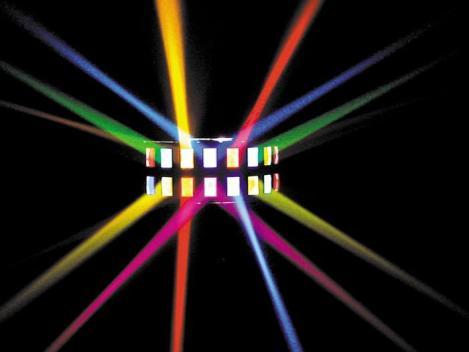 Dance Floor Light Effect - MINI-GRESSOR-II