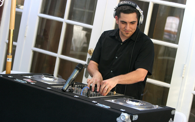 Los Angeles DJ Sam House