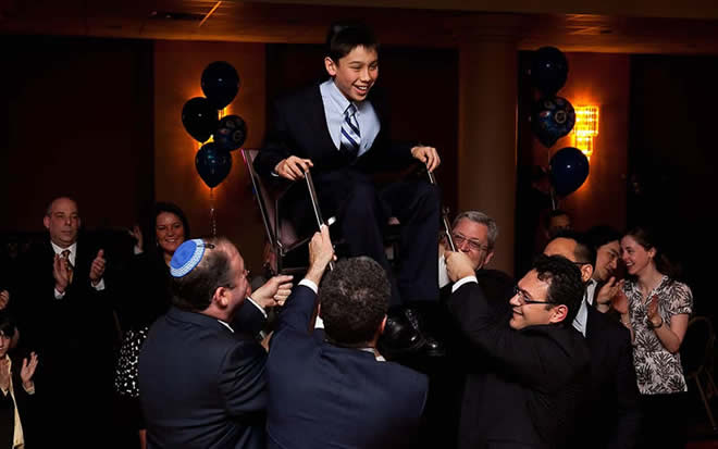 Los Angeles Bar Mitzvah DJ Sam House